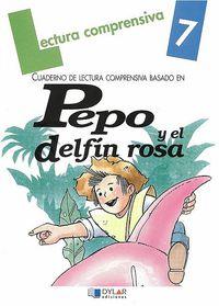 LECTURA CUAD. - PEPO Y EL DELFIN ROSA