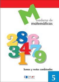 Cuad. De Matematicas 5 - Aa. Vv.