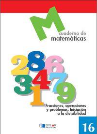 Cuad. De Matematicas 16 - Aa. Vv.