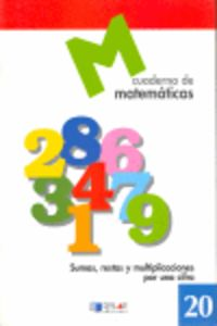 Cuad. De Matematicas 20 - Aa. Vv.