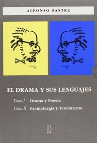 DRAMA Y SUS LENGUAJES, EL (2 TOMOS)