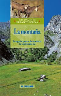 La  montaña  -  Los Caminos De La Naturaleza - Vv. Aa.