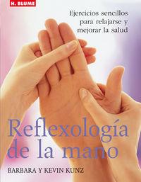 REFLEXOLOGIA DE LA MANO