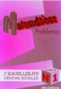 Bach 1 - Matematicas Problemas Cuad 1 (ccss) - Victor Arenzana Hernandez