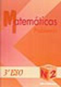 Eso 3 - Matematicas Cuad. 2 - Victor Arenzana Hernandez