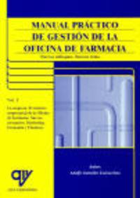 MANUAL PRACTICO DE LA OFICINA DE FARMACIA VOLUMEN 1