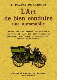 L'ART DE BIEN CONDUIRE UNE AUTOMOBILE