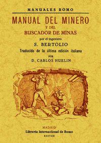 MANUAL DEL MINERO Y DEL BUSCADORES DE MINAS