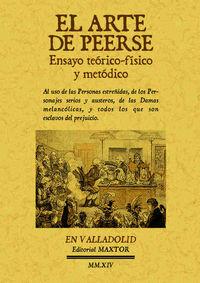 El  arte de peerse  -  Ensayo Teorico - Hurtault