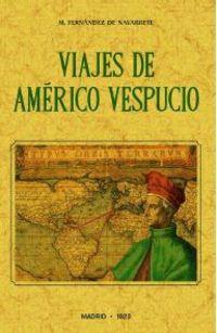VIAJES DE AMERICO VESPUCIO