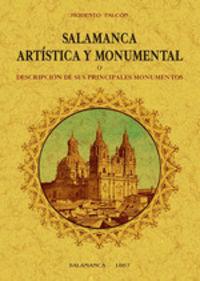 SALAMANCA ARTISTICA Y MONUMENTAL