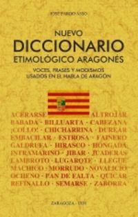NUEVO DICCIONARIO ETIMOLOGICO ARAGONES
