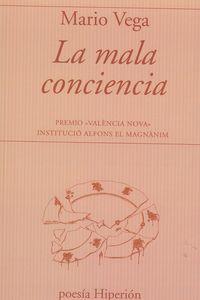 Mala Conciencia, La (premio Valencia Nova Institucio Alfons El Magnanim) - Mario Vega