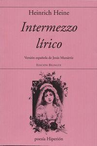 Intermezzo Lirico - Version Española De Jesus Munarriz - Heinrich Heine