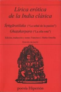 lirica erotica de la india clasica - Aa. Vv.