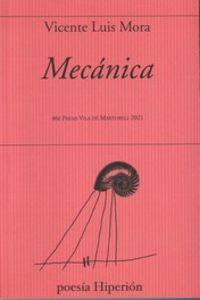 mecanica - Vicente Luis Mora