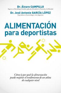 Alimentacion Para Deportistas - Alvaro Campillo