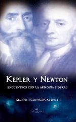 Kepler Y Newton - Manuel Campuzano Arribas