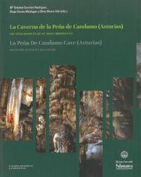 Caverna De La Peña De Candamo, La ( Asturias ) - Mª Corchon Rodriguez