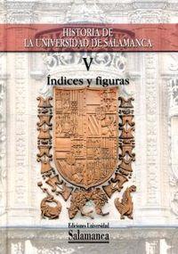 Historia De La Universidad De Salamanca V - Aa. Vv.