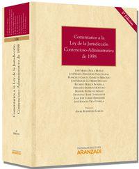 (5ª Ed. )  Comentarios A Ley Jurisdiccion Contencioso Administrativa - M.  Rivero Gonzalez (coord. )