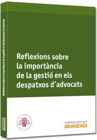 Gestion De Despachos - Xavier Gracia