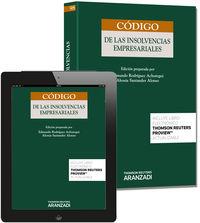 Codigo De Las Insolvencias Empresariales (+proview) - Aa. Vv.