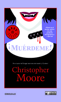 ¡muerdeme! - Christopher Moore