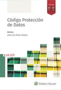 CODIGO PROTECCION DE DATOS