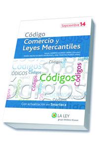 Codigo Comercio Y Leyes Mercantiles 2014 + Actualizacion Digital (smarteca) - Aa. Vv.