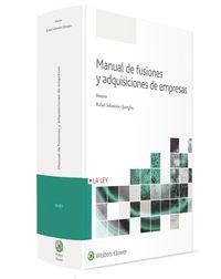 Manual De Fusiones Y Adquisiciones De Empresa - Rafael Sebastian Quetglas