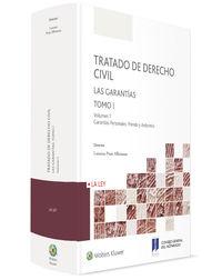 Tratado De Derecho Civil Tomo I (vol.1) - Garantias Personales. Prenda Y Anticresis - L. Prats Albentosa (ed. )