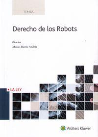 DERECHO DE LOS ROBOTS