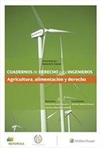 Agricultura, Alimentacion Y Derecho - A. Jimenez-Blanco (coord. )