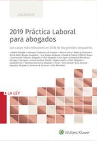 2019 Practica Laboral Para Abogados - Salvador Del Rey (coord. )