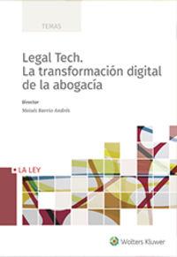 LEGA TECH - LA TRANSFORMACION DIGITAL DE LA ABOGACIA