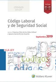 Codigo Laboral Y De Seguridad Social 2019 - Aa. Vv.