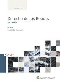 (2 ED) DERECHO DE LOS ROBOTS