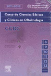 Curso De Ciencias Basicas Y Clinicas En Oftalmologia 2011-2012 Ii - Aa. Vv.