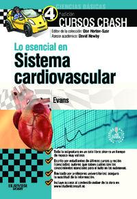 Lo Esencial En Sistema Cardiovascular (4ª Ed) - J. Evans