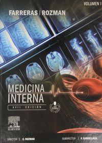 P. Medica - P. Quirurgica (rozman + Sabiston) - Farreras  /  Rozman  /  Sabiston