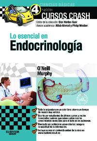 LO ESENCIAL EN ENDOCRINOLOGIA (+STUDENT CONSULT)