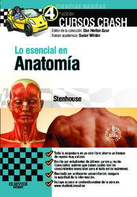 LO ESENCIAL EN ANATOMIA (+STUDENT CONSULT)