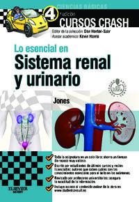 Lo Esencial En Sistema Renal Y Urinario (+ Student Consult) - Thimothy Jones