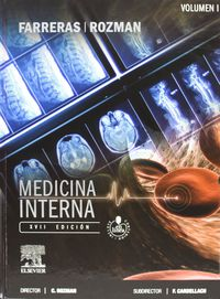 (pack) (17 Ed) Medicina Interna + (19 Ed) Rozman / Towsend - Ciril Rozman Borstnar / Courtney M. Townsend