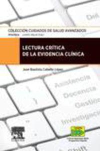 LECTURA CRITICA DE LA EVIDENCIA CLINICA