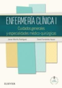 ENFERMERIA CLINICA I + STUDENTCONSULT EN ESPAÑOL