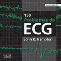 150 Problemas De Ecg (4 Ed) - John Hampton
