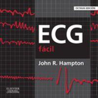 (8ª Ed) Ecg Facil - John Hampton