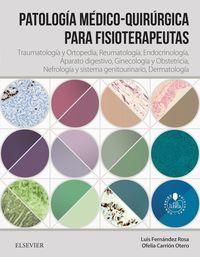 Patologia Medico-Quirurgica Para Fisioterapeutas - L. Fernandez Rosa